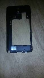 Note 3 back panel and spicker