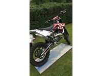 road legal husqvarna 125 wre not ktm honda crf 250 350 85
