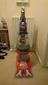 Vax Dual V Carpet cleaner