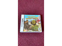 Shrek Smash n' Crash Nintendo ds game