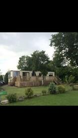 Amazing static caravan on award winning site in North Wales. READY TO START HOLIDAYS STRAIGHT AWAY.