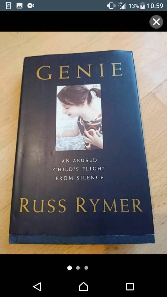 Genie book by Russ Rymer