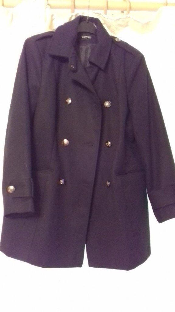 COAT FROM ASDA WORN ONCE PAID 45.00