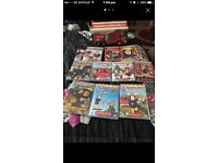 Fireman Sam collection dvds