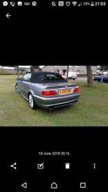 BMW 330CD CONVERTIBLE M SPORT