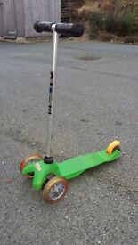 Micro scooter