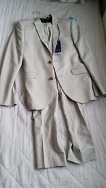 Brand new cream next suit discounted