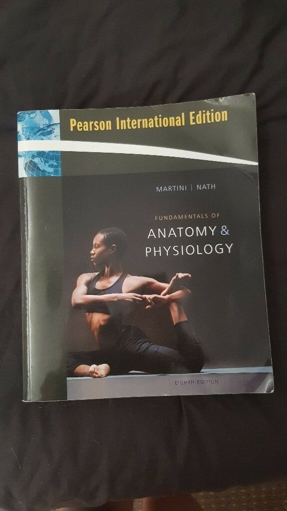 Fundamentals of Anatomy & Physiology , eighth edition | in Baguley ...