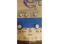 frontier tascam usb audio/midi interface