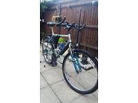 Mens Raleigh activator mountain bike