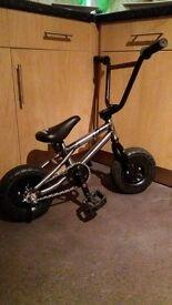 bmx mini rocker stunt bike
