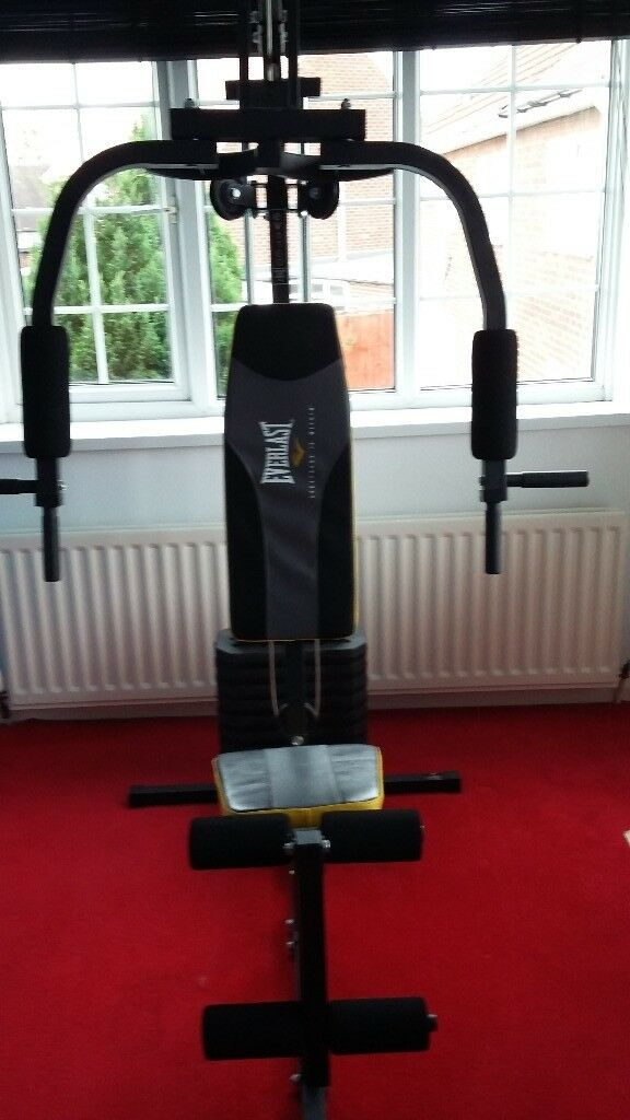 Excellent condition multi gym no space in new house