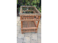 one Wicker table, High quality, new
