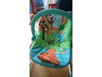 Baby bouncer Bright Starts baby anda child so good as new