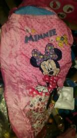 minnie ready bed