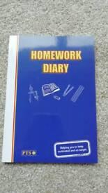 Homework diary