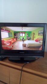 Flatscreen HD Ready tv