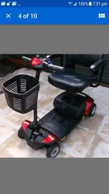 Mobility scooter gogo plus