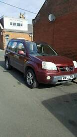 Nissan xtrail 2.2 dci MUST GO THIS WEEKEND OFFERS PLEASE. 12 MONTHS TEST