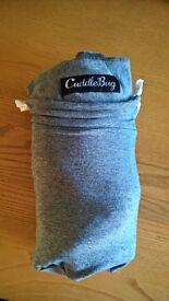 Cuddlebug 4 in 1 baby carrier