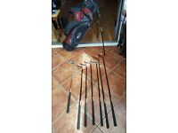 Junior Set of Golf Clubs - Ogre Masters (9-12 Yrs)