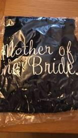 Navy mother of the bride dressing gown