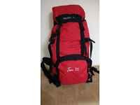 """Vaude """"Tour 35"""" rucksack - approx 35litre capacity, mesh back, high quality, used once"""