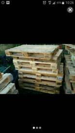 Euro pallets good condition