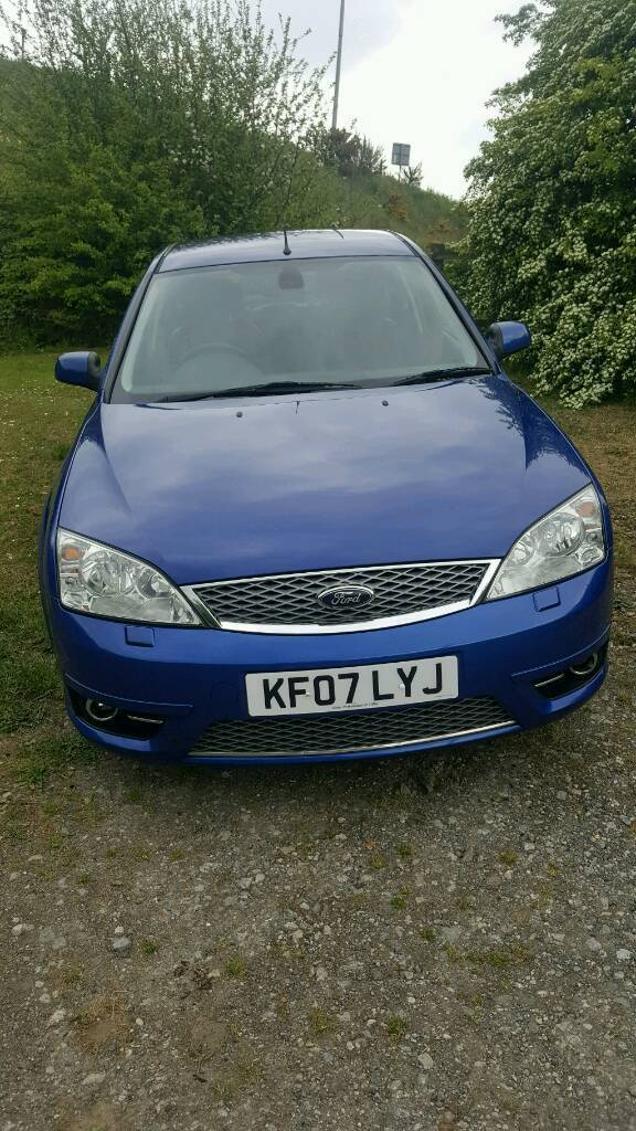 ford mondeo st tdci 2007 in south normanton derbyshire gumtree. Black Bedroom Furniture Sets. Home Design Ideas