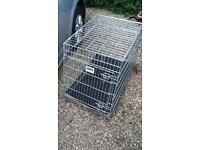 Dog Cage / Carrier