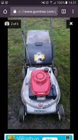 Honda lawnmower engine