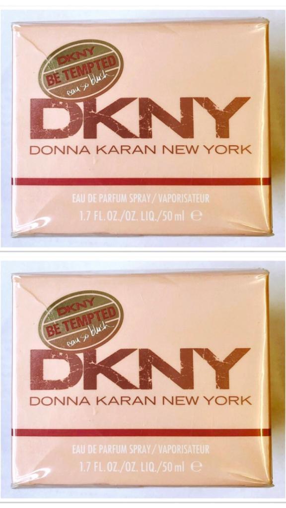 8f0297e85 DKNY Be Delicious Eau So Blush 50ml EDP Spray x2 New Sealed | in ...