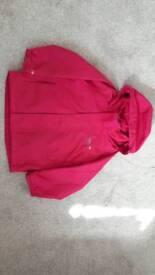 Girls Regatta waterproof coat