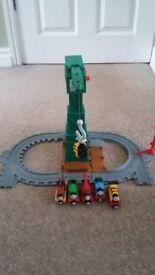 Cranky the Crane - Thomas the Tank engine