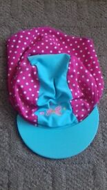 Girls 18-24 months sun hat