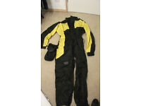 JTS One Piece Waterproof Oversuit. - Used - Good Condition.