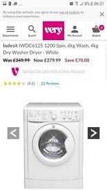 Washer dryer 5 months old