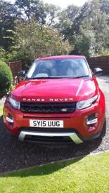 Land Rover Range Rover Evoque Diesel 2.2 Sd4 Dynamic 5 dr (lux pack) Automatic.