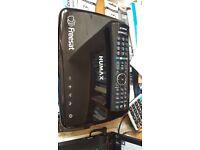 Humax 500gb Freesat Box