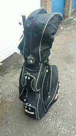 Ram golf bag with headcover