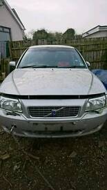 Volvo s80 breaking all parts