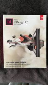 Adobe InDesign CC classroom in a book (2017)
