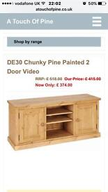 Touch of Pine TV unit.