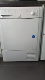 CAN DELIVER £90 CONDENSER DRYER NICE CONDITION PERFECT WO ORDER PLEASE LEAVE CONTACT No