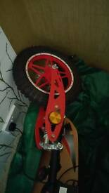 Electric scooter for sale or swap with cash 50cc scooter