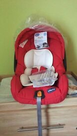 NEW CHICCO CAR SEAT