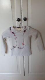 Paul Smith junior designer sweatshirt - size 4a