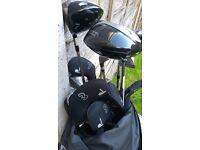 golf clubs a whole set