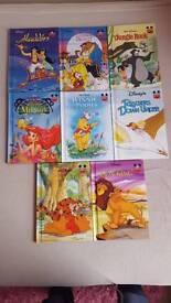 Disney book collection