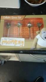 Monkey spoon sets